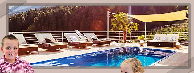 Relaxen im Urlaub in Suedtirol