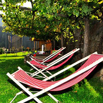 Wohlfühlen und entspannen in den Ferien