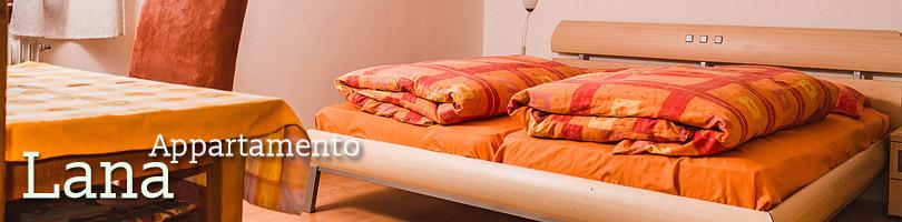 Appartamento Lana in Alto Adige
